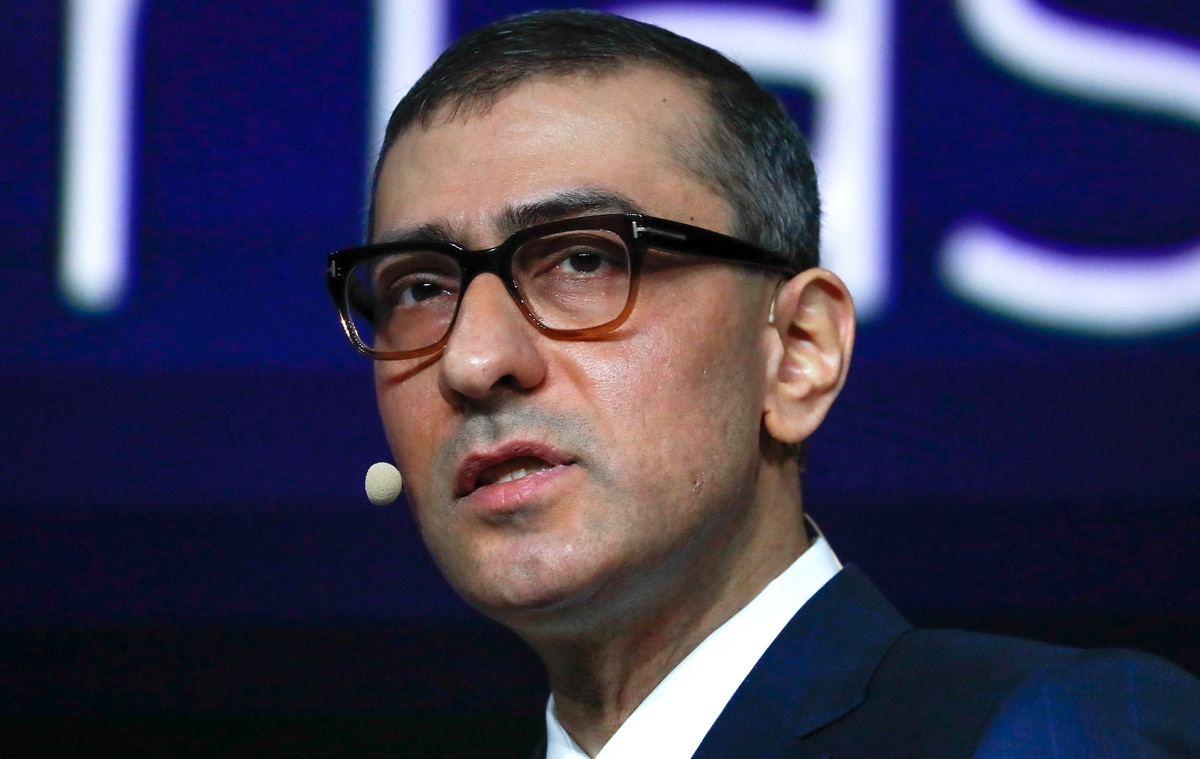 Nokia CEO Sees Possible Benefits From Huawei Tensions