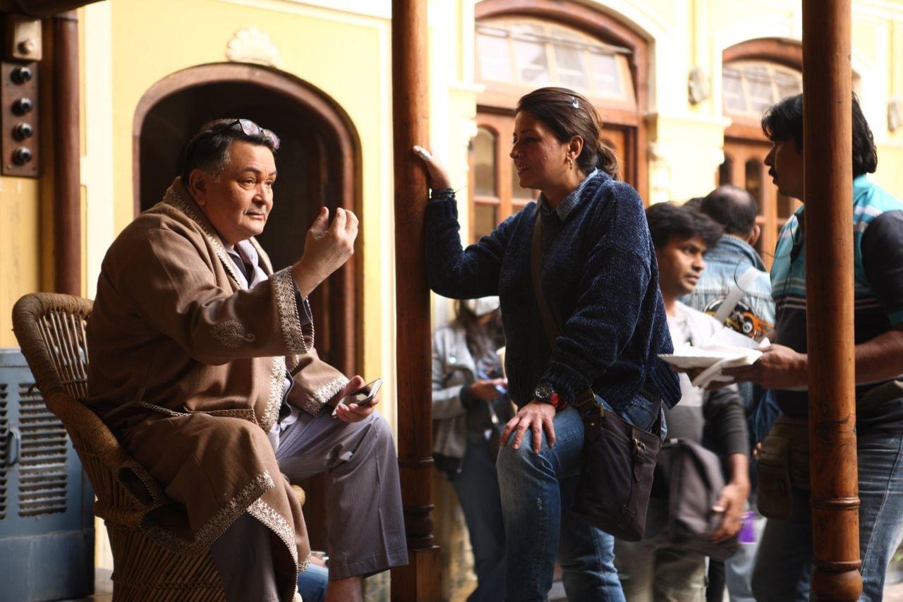 rajma chawal rishi kapoor leena yadav Rajma Chawal Netflix Rishi Kapoor Leena Yadav
