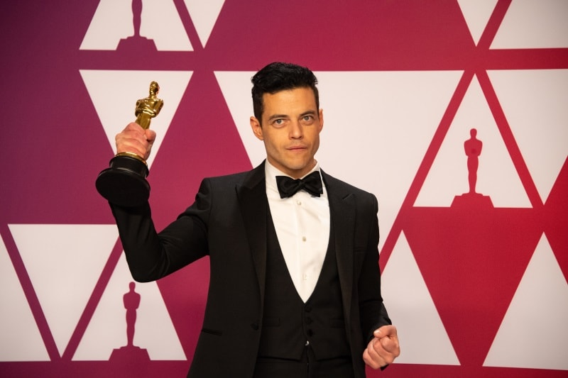 Rami Malek in final talks for 'Bond 25'