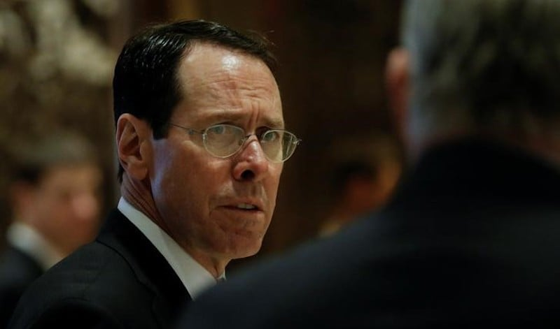 AT&T CEO, US President Elect Donald Trump Meet Amid Planned Time Warner Merger