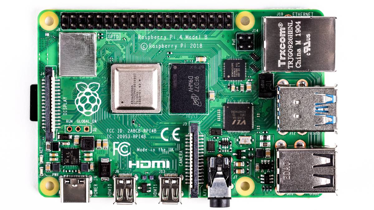 Raspberry Pi 4 Launches With More Power and Options Than Ever Before