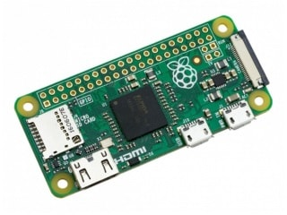 Raspberry Pi Zero W With Wi-Fi, Bluetooth Connectivity Launched at $10