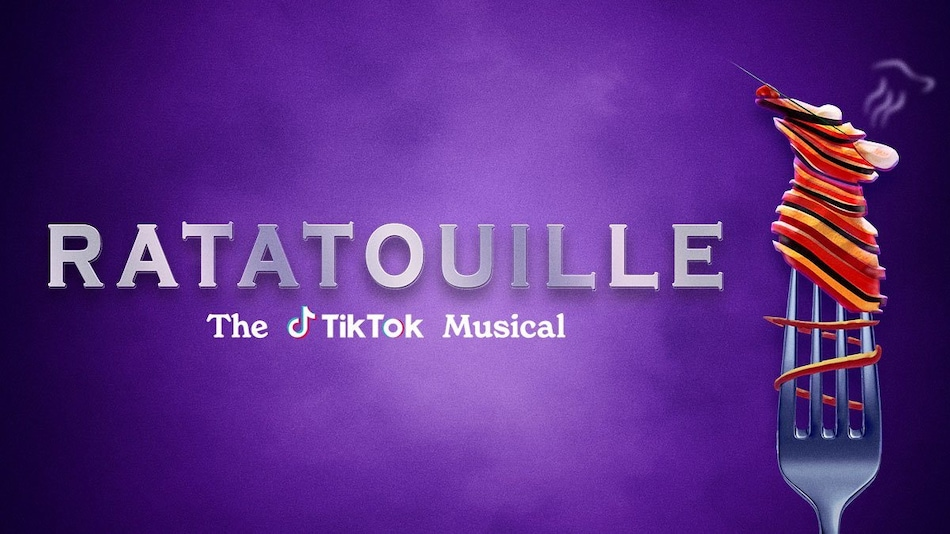 TikTok Viral Concept Celebrating Ratatouille Becomes Virtual Crowdsourced Musical