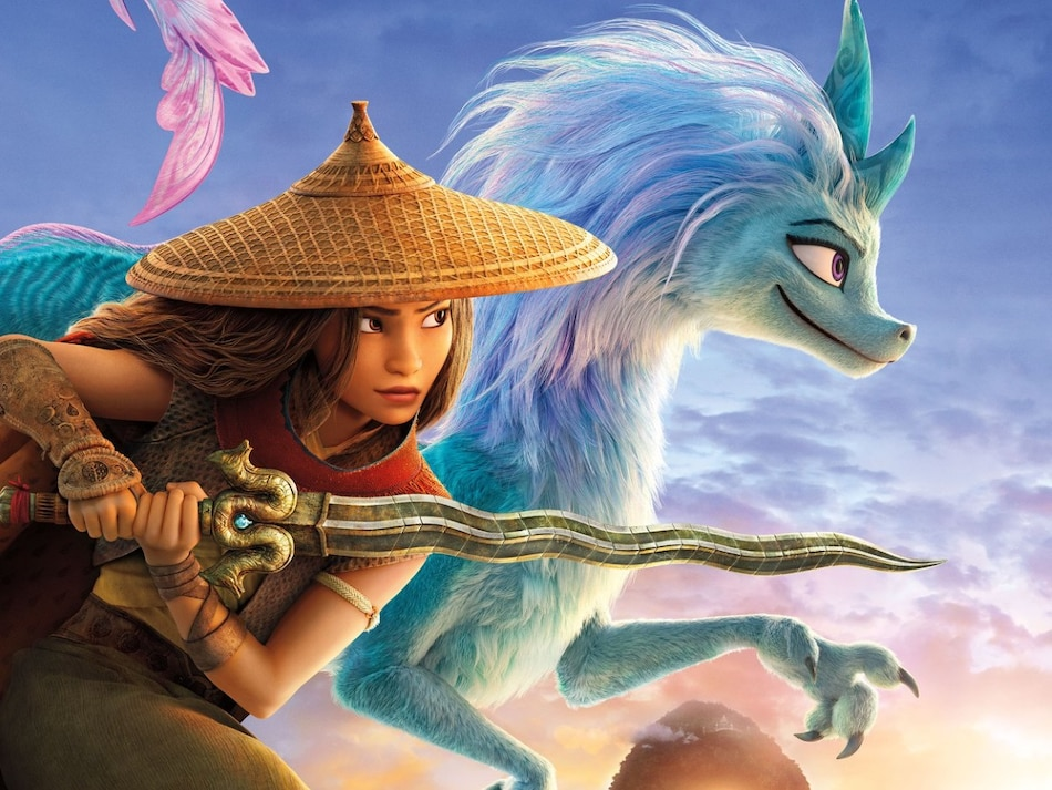Raya and the Last Dragon Disney+ Hotstar Release Date Set for June 4