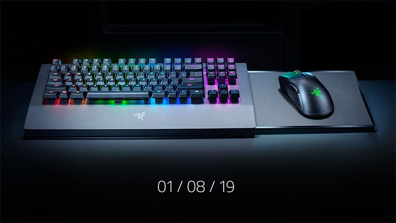 Razer Previews Its First Keyboard, Mouse Designed for the Xbox One