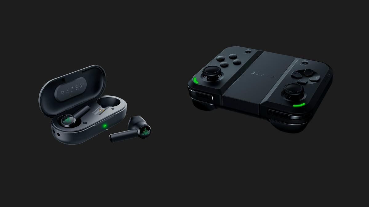 Razer Hammerhead True Wireless Earbuds Junglecat Mobile Gamepad Launched Technology News
