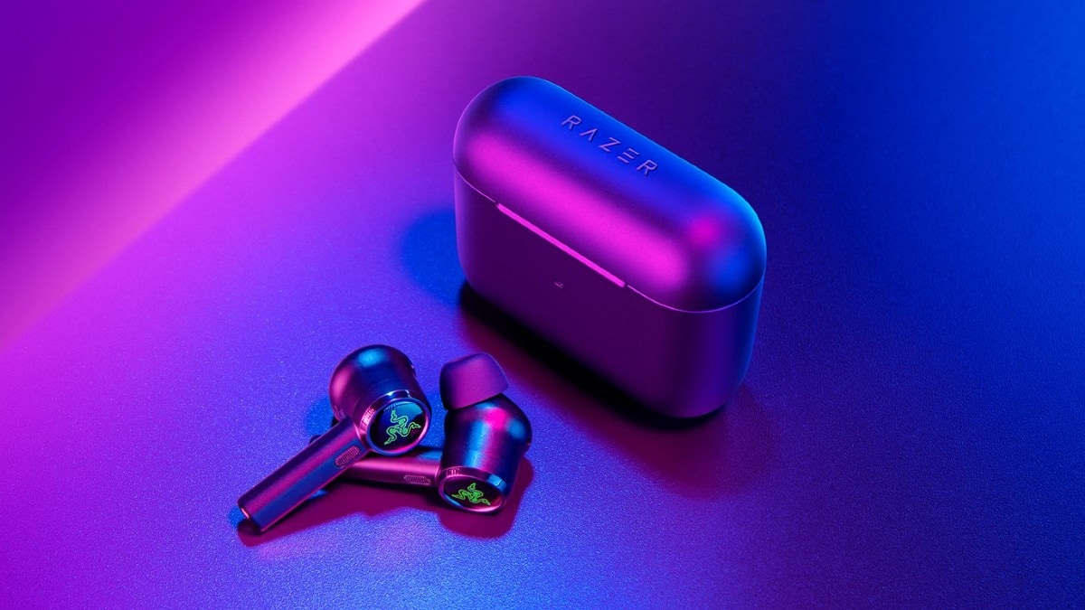 Razer Hammerhead True Wireless Pro with ANC and THX audio launched