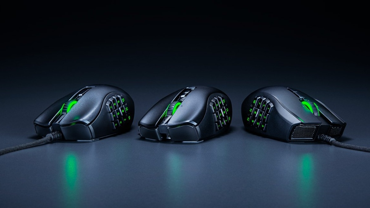 Razer Naga X Gaming Mouse With 16 Programmable Buttons Launched