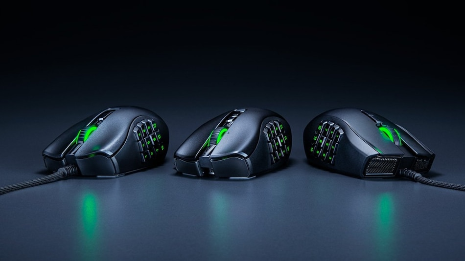 Razer Naga X Gaming Mouse With 16 Programmable Buttons Launched, Aimed at MMO Gamers