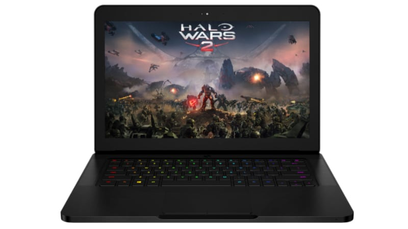 Razer Blade Laptop Gets Intel Kaby Lake Processors, 4K Display