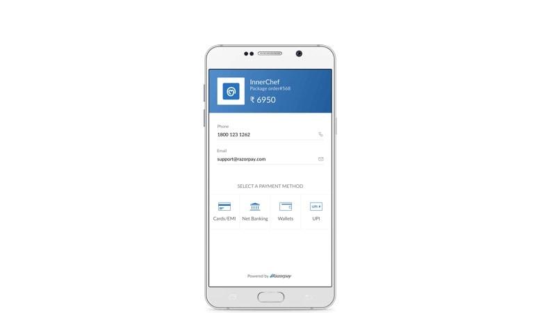 razorpay mobile payments checkout sc Razorpay
