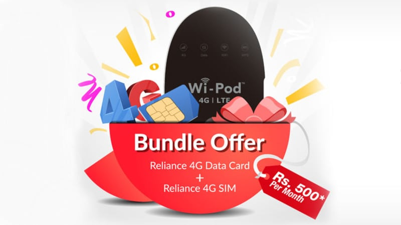 RCom Offers 1GB Per Day for a Year With New Wi-Pod Dongle Bundle