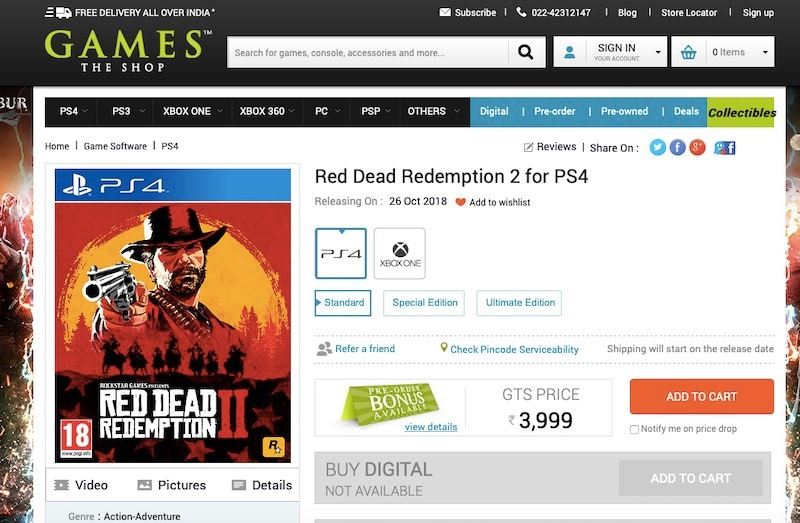 Get This Red Dead Redemption 2 Free PS4 Theme , Download Link Within
