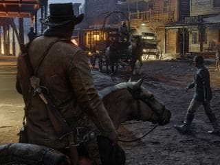 Red Dead Redemption 2 Download Size Leaked