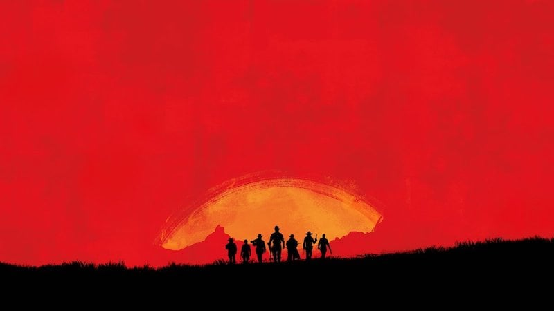 Red Dead Redemption 2 PS4 Download Size and Preload Date