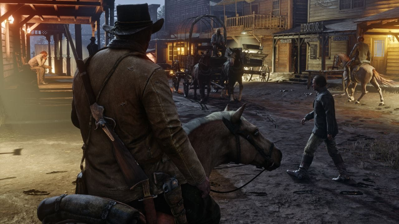 Red Dead Redemption 2 Makes Record Opening Weekend Sales, Raking in Over $725 Million World Wide