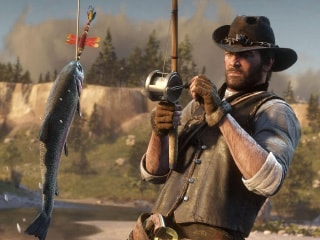 Red Dead Online Beta Gets New Fishing Challenge Free Roam Event