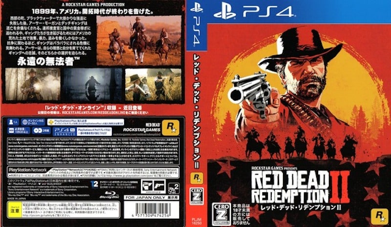 Red Dead Redemption 2 PS4 to Release on 2 Discs | Technology