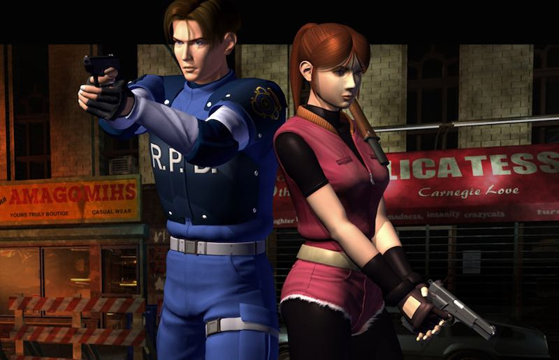 Resident Evil 2 is getting retro-inspired '98 costumes