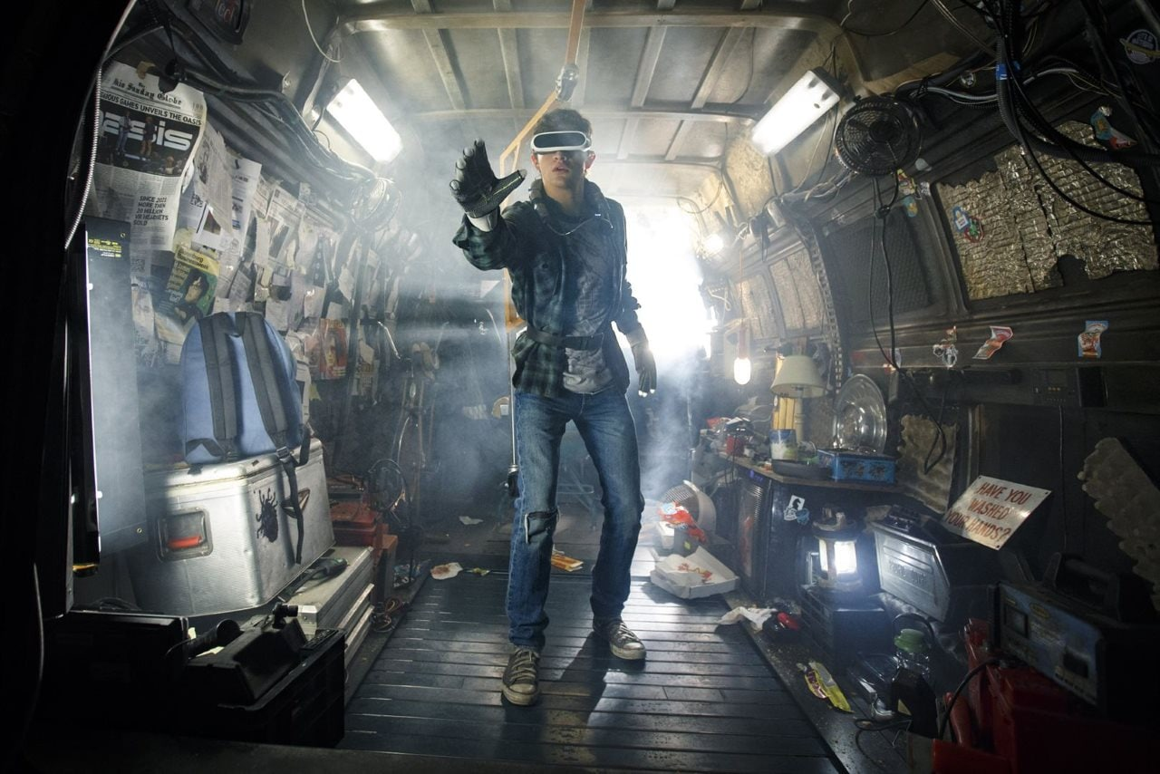Ready Player One: A Visual Feast Brimming With Nostalgia, but Little Else
