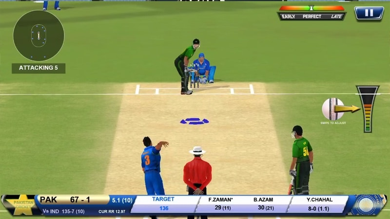 Real Cricket 18 Review