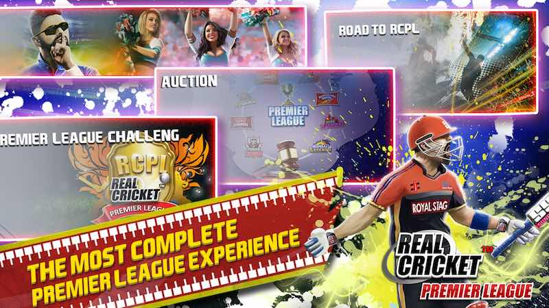 real cricket premier league auction Real Cricket Premier League