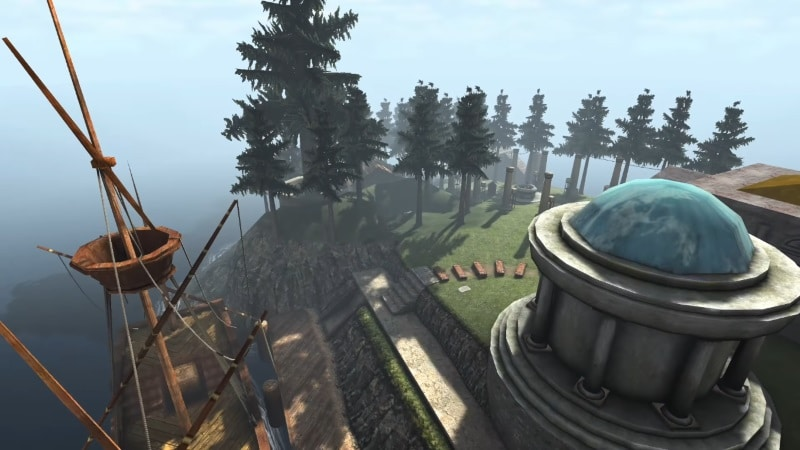 Myst, the Classic Adventure Puzzle Game From 1993, Is Now Available on Android