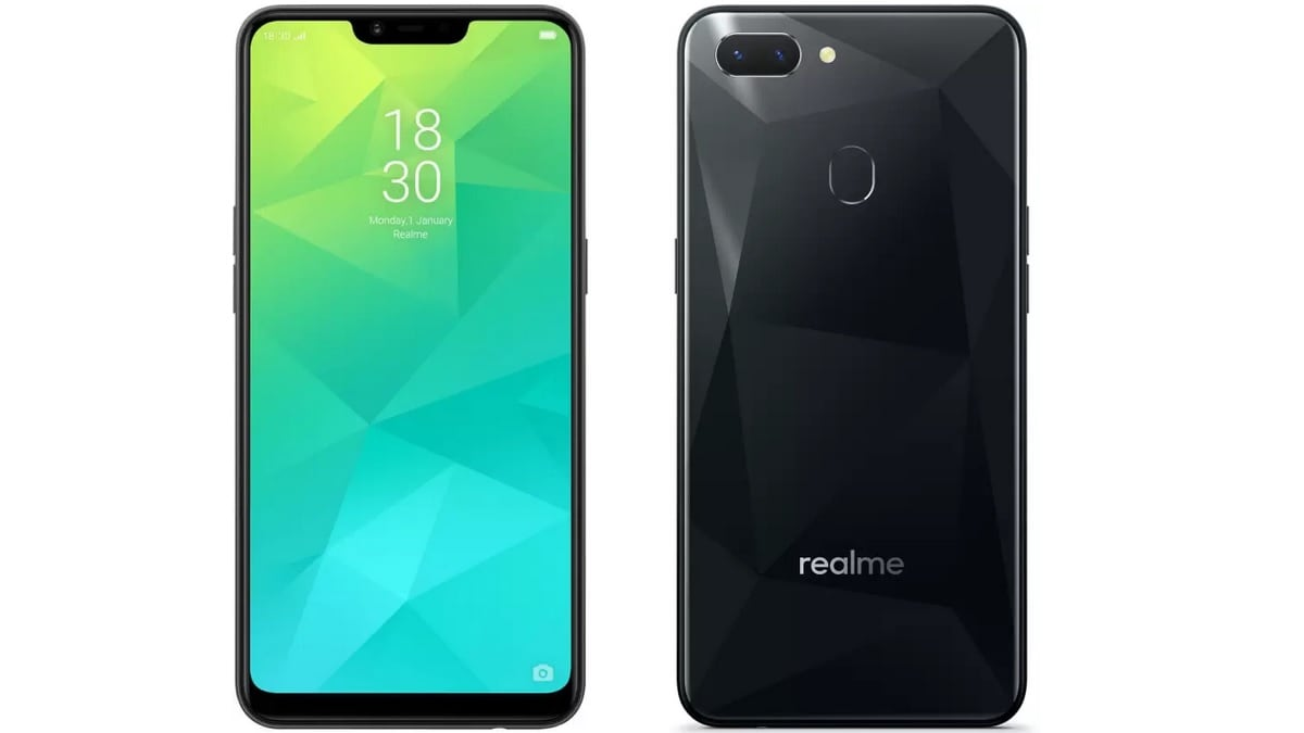Realme 2 Gets Stable ColorOS 6 Update Based on Android Pie in India With June Security Patch
