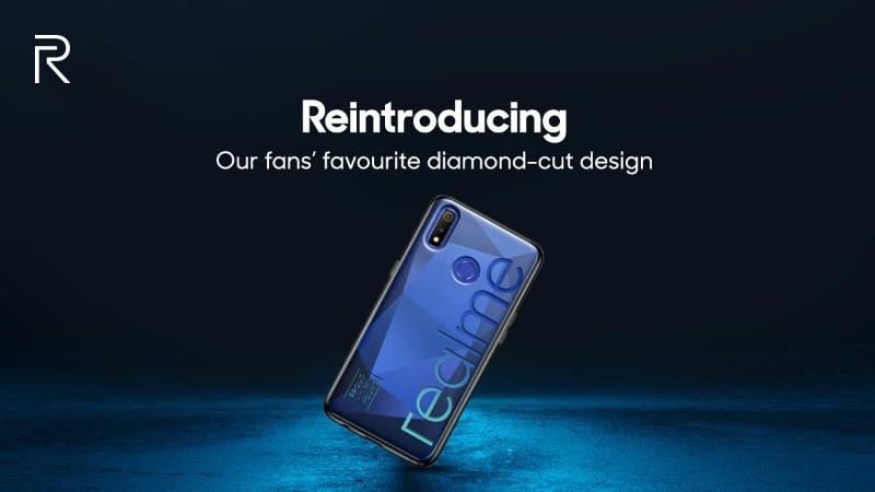 Realme 3 के डुअल कैमरा सेटअप का टीज़र ज़ारी, दो वेरिएंट होने का दावा