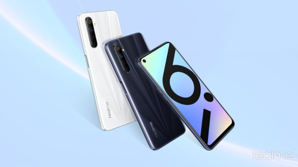 Realme 6i, Realme 6 Start Receiving August 2020 OTA Update With Optimisations