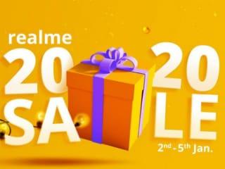 Realme X, Realme 5 Pro, Realme 3, Realme C2 Available at Discounted Prices During Realme 2020 Sale