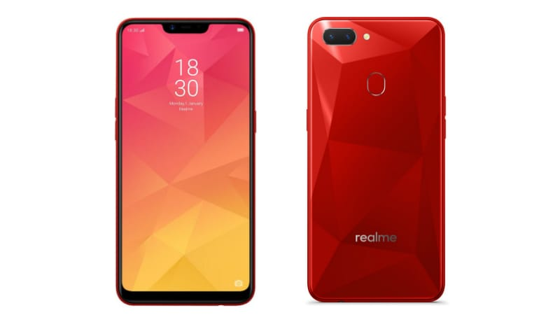 Realme 2 to Go on Sale in India Today for the First Time, via Flipkart
