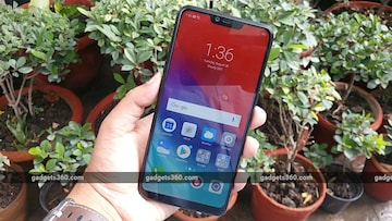 Realme 2 With Display Notch, 4230mAh Battery Launched in
