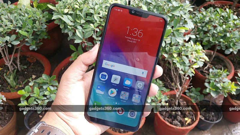 Realme 2 With Display Notch, 4230mAh Battery Launched in India, First Sale on September 4