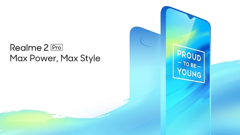 Realme 2 Pro India Launch Set for Today