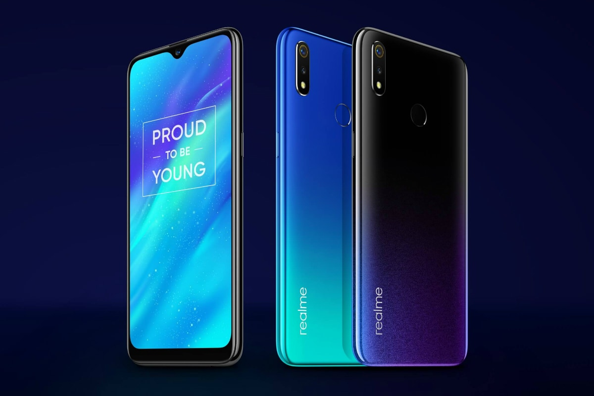 Realme 3 Goes on Open Sale in India Just Ahead of Realme 3 Pro Sale
