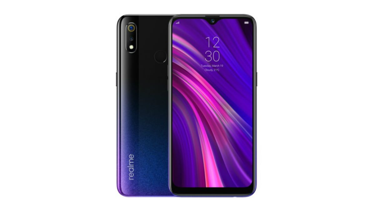 Realme 3i Set to Launch in India Alongside Realme X on July 15, Flipkart Reveals