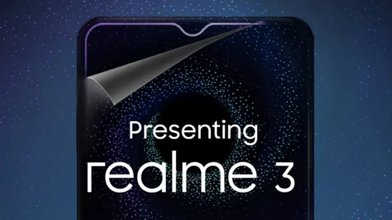 Realme 3 India Launch Set for Today: How to Watch Live Stream, Expected Specifications