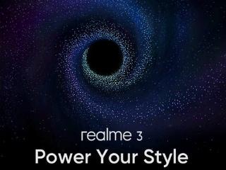 Realme 3 भारत में लॉन्च होगा 4 मार्च को