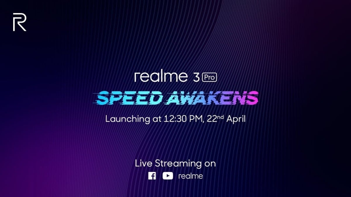 Realme 3 Pro launch today at 12:30PM