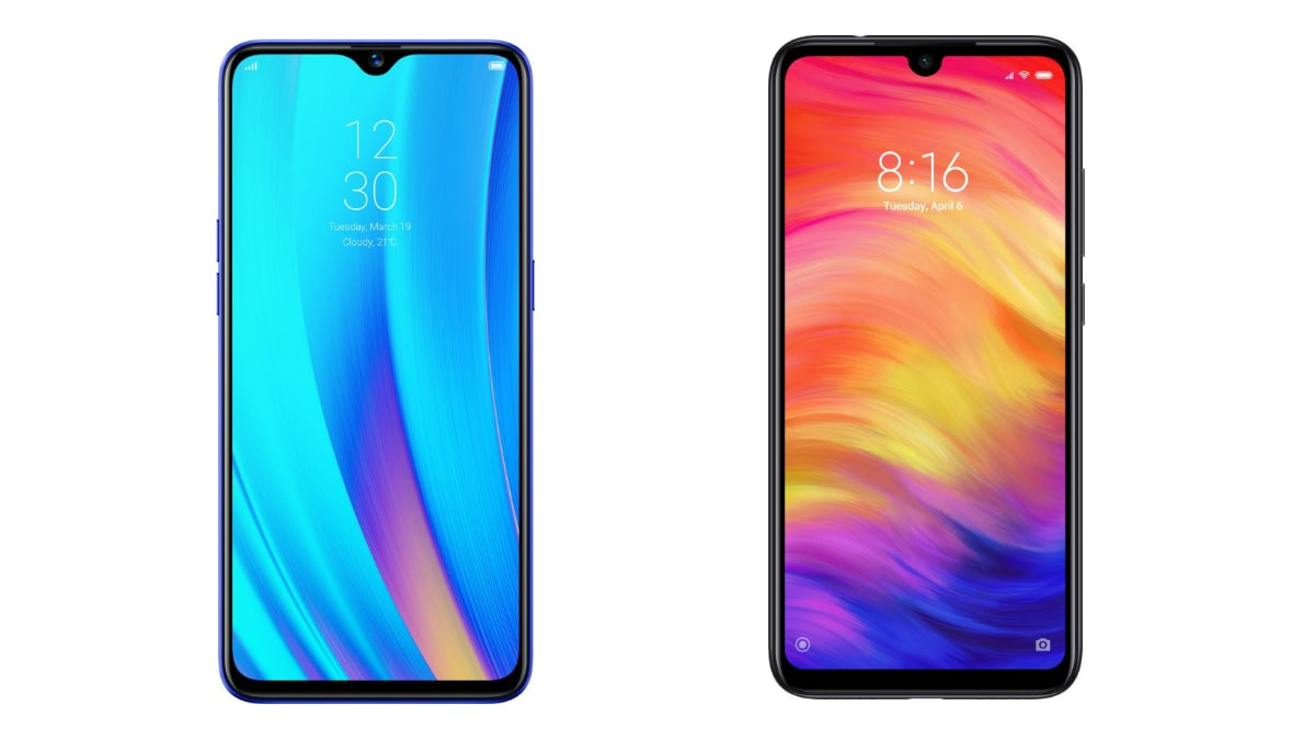 Realme 3 Pro vs Redmi Note 7 Pro: Price, Camera, Specifications Compared