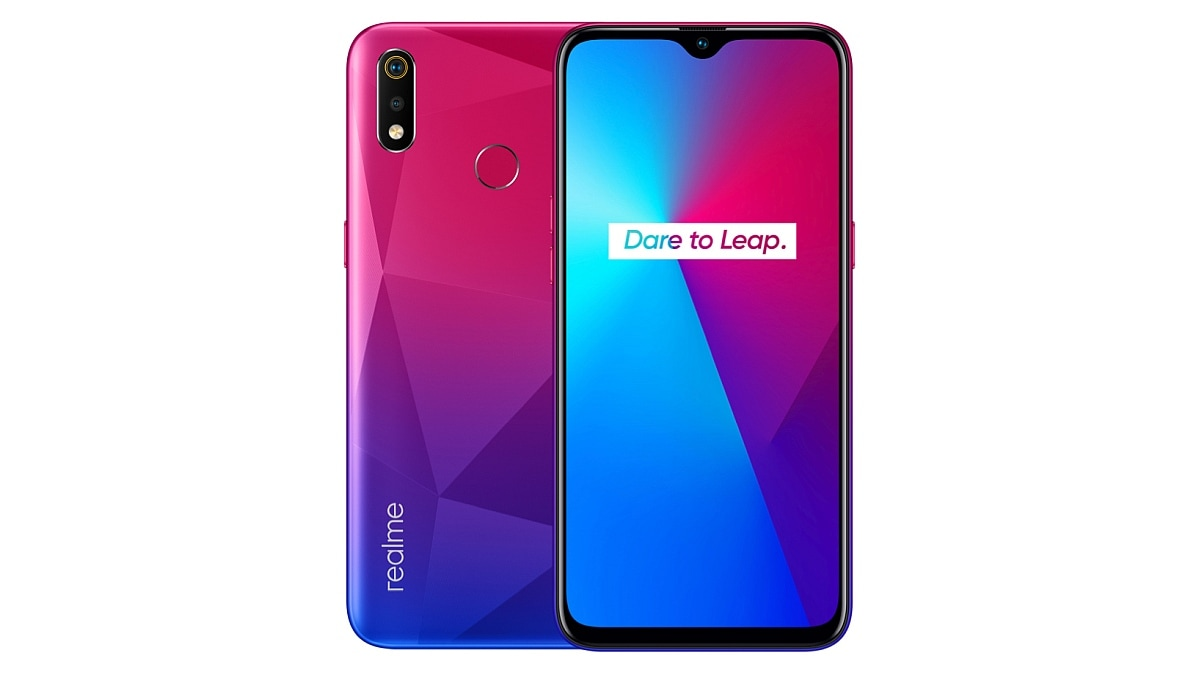 Realme 3i to Go on Sale in India Today: Check Price, Offers, Specifications