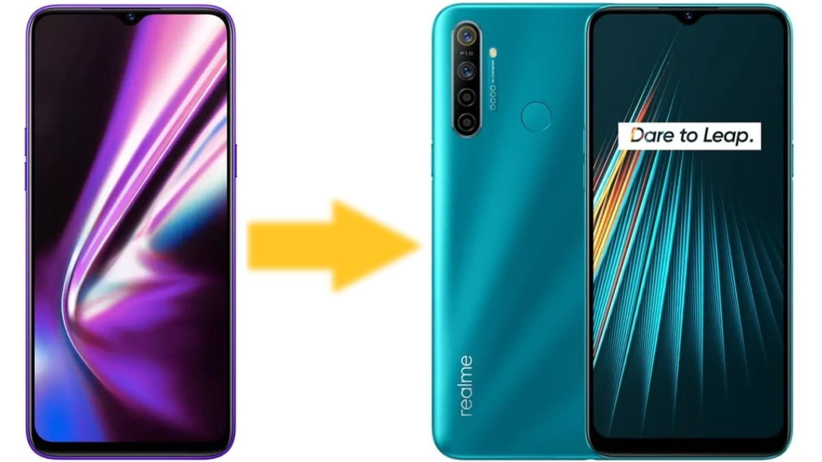 Realme 5i Launch Sees the Realme 5 Discontinued in India, Will Be on Sale Till Stocks Last
