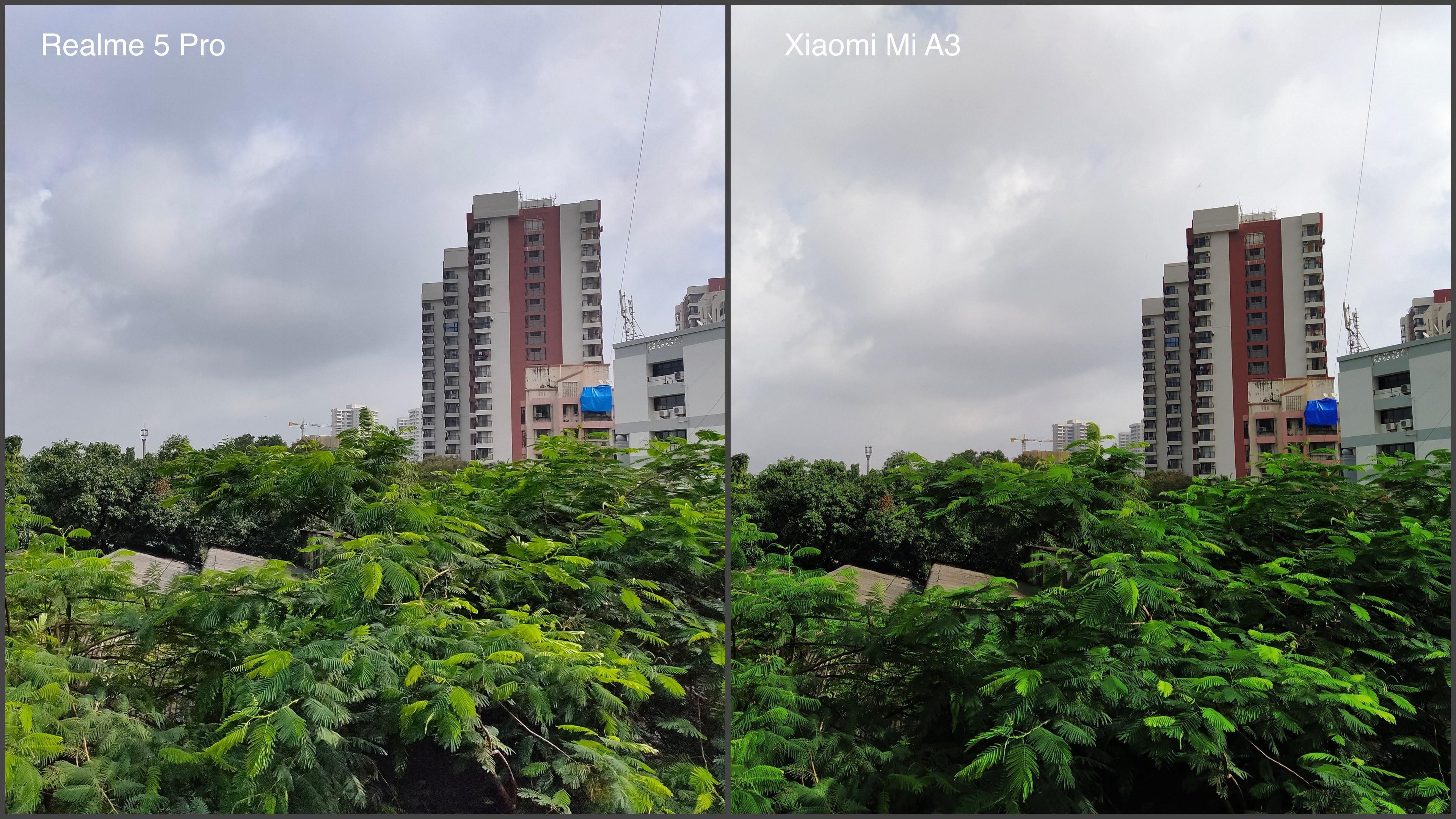 Realme 5 Pro vs Xiaomi Mi A3 Camera Comparison: Which Phone
