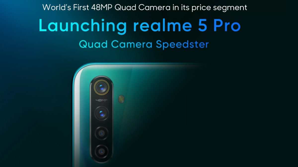 Realme 5 Pro Specifications Tipped by Geekbench Listing, Show Snapdragon 710 SoC and 8GB of RAM