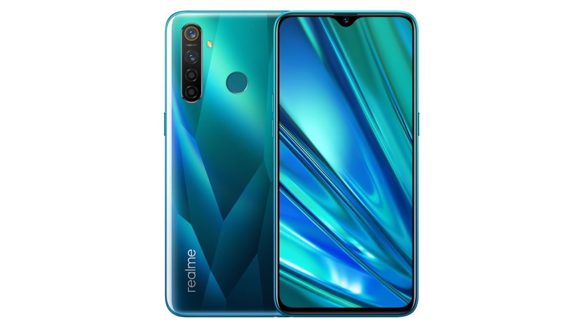 Realme 5 Pro to Go on Sale Again in India Today at 8pm via Flipkart, Realme.com: Price, Offers, Specifications