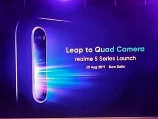 Realme 5, Realme 5 Pro Make Their India Debut: Event Highlights