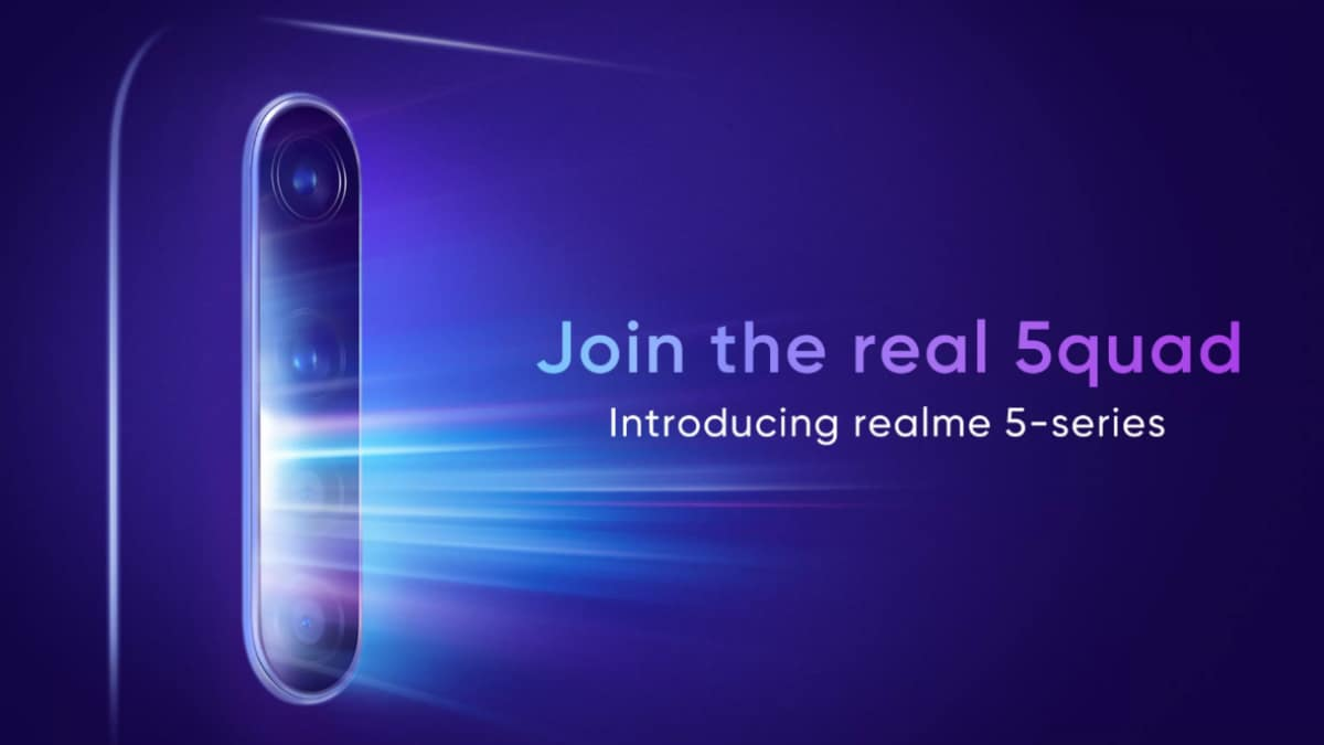 Realme 5 Spotted on Geekbench With Snapdragon 665 SoC Ahead of Official Launch, Next TGP