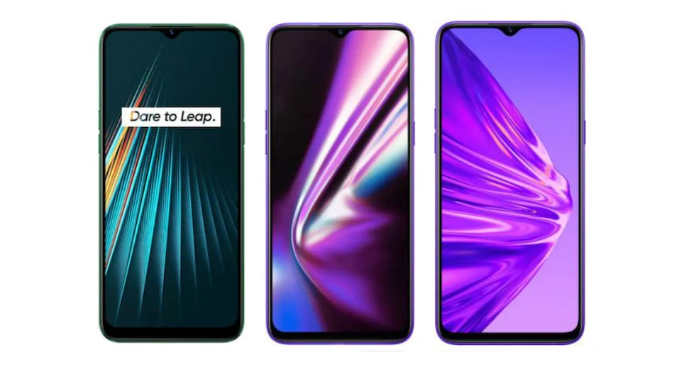 Realme 5, Realme 5i, Realme 5s Getting November 2020 Patch Update in India With Screenshot Improvements