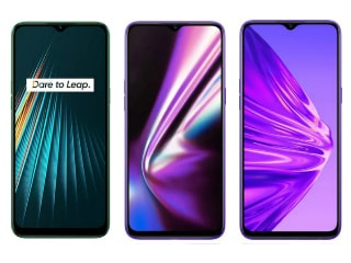 Realme 5i vs Realme 5s vs Realme 5: Price in India, Specifications Compared